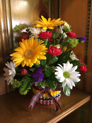 No. 2 Pencil  Back To School Bouquet in Saint Louis, MO | SOUTHERN FLORAL SHOP
