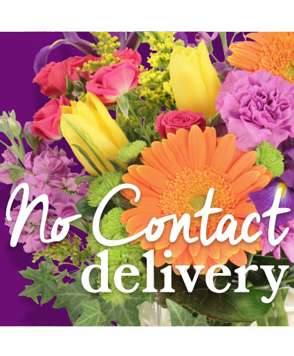 No Contact Delivery Designers Choice Bouquet