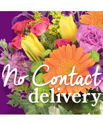 No Contact Delivery for Mom  Designers Choice Bouquet  in Oklahoma City, OK | FLORAL AND HARDY