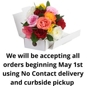 FUNERAL/SYMPATHY ONLY Ohio has issued a Stay in Place order til 4/6 in Kirtland, OH | Kirtland Flower Barn