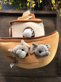 Noah's Ark plush animal