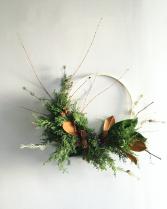 Nordic Hoop Wreath - Large