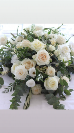 Nordic Winter Bouquet  Hand-tied