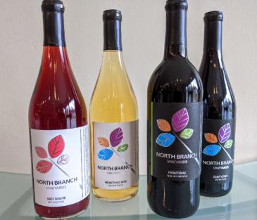 North Branch Vineyards Wine