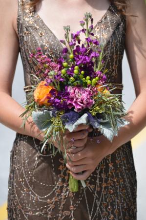 Dancing Queen Nosegay Bouquet