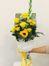 Not So Mellow Yellow Bouquet