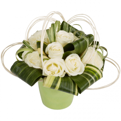 Not Your Momma's Roses Arrangement