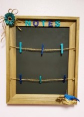 Notes 'n' Chalkboard Frame Gifts