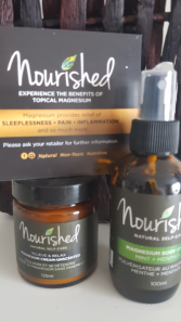NOURISHED (LOCAL) SET... Experience the benefits of Magnesium