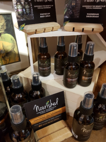 "LOCAL ""NOURISHED"" PRODUCTS Magnesium Body cream, Body spray, and more"
