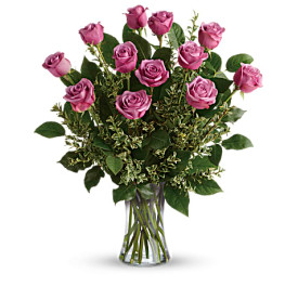 Now Blush Vase Arrangement
