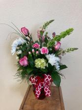 Now & Forever Vase