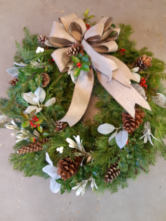 NS Fir Christmas Wreath
