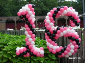 Number Latex Balloons