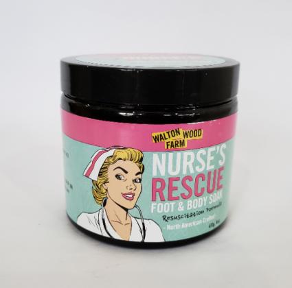 Nurse's Rescue Foot and Body Soak