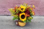 Nuts Over You Vase arrangement