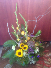 NW Homage Sympathy Arrangement