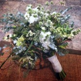NW Natural Bridal Bouquet