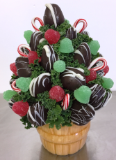 O' Christmas Tree Edible Bouquet