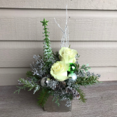 O' Christmas Tree Vase