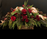 O Holy Night Centerpiece