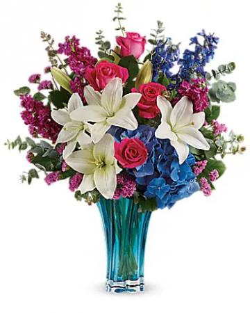 Ocean Dance Bouquet fresh flowers