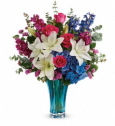 Ocean Dance Bouquet T601-9A