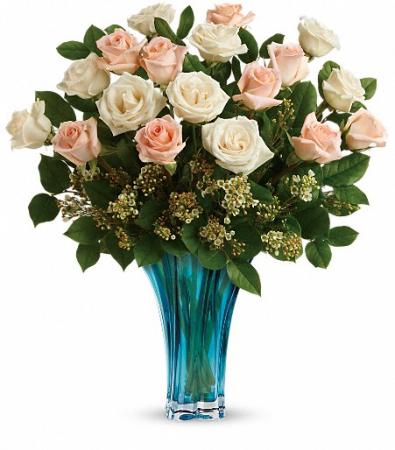 Ocean Of Roses Bouquet