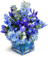 Ocean Song Floral Arrangement