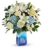 Ocean Sparkle Bouquet