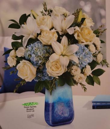 Ocean Sparkle Bouquet
