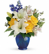 Oceanside Garden Bouquet Teleflora
