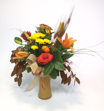 October Offerings Bouquet