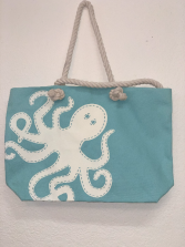 Octopus Beach Bag