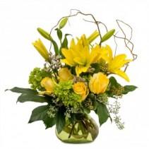Oh Baby Fresh Flower Arrangement