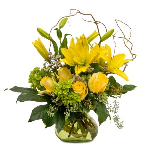Oh Baby Arrangement in Burnt Hills, NY   THE COUNTRY FLORIST