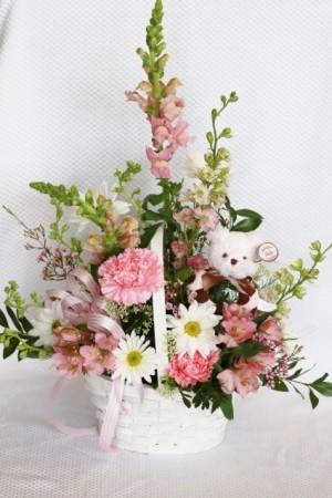 Oh Baby Fitzgerald's Custom Design in La Grande, OR | FITZGERALD FLOWERS