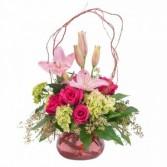 Oh, Beautiful Blooms Fresh Flower Arrangement