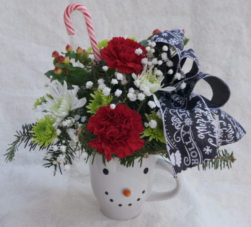 Oh By Golly! Christmas Arrangement