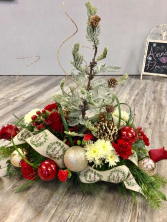 Oh Christmas Tree  Centerpiece
