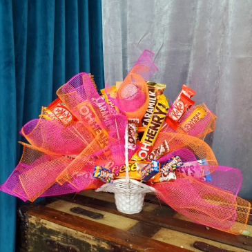 Oh Hungry Candy Bouquet