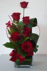 Oh My  Bouquet Vase Arrangement