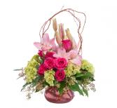 Oh, So Beautiful Blooms Arrangement