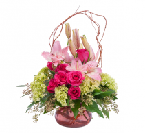 Oh, So Beautiful Blooms Arrangement