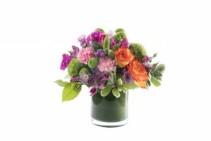 Oh So Bright Glass Vase