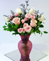 Oh So Sweet In Pink and White  Bouquet