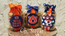 Oh, Sugar! Collegiate Cookies
