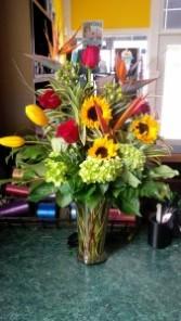 Oh Sunny Dayz Vase