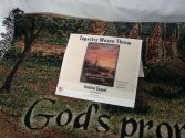 Afghan throw. Sunrise Chapel  Thomas Kinkade...God's promises are new every morning.