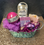 Oklahoma Bath and Body  Pampered Bucket
